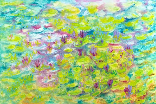Water Lilies - Original