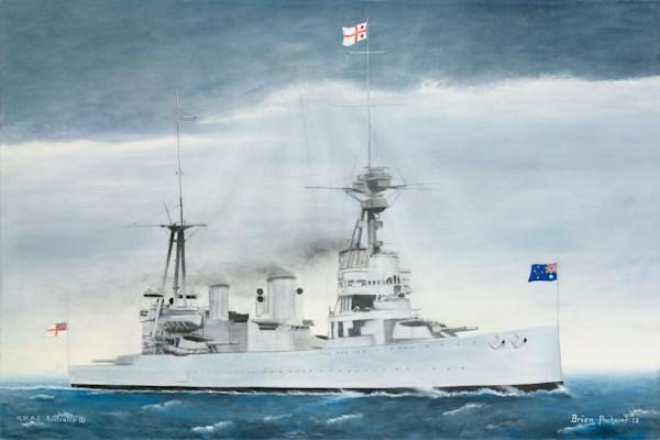 HMAS Australia 1 - Original