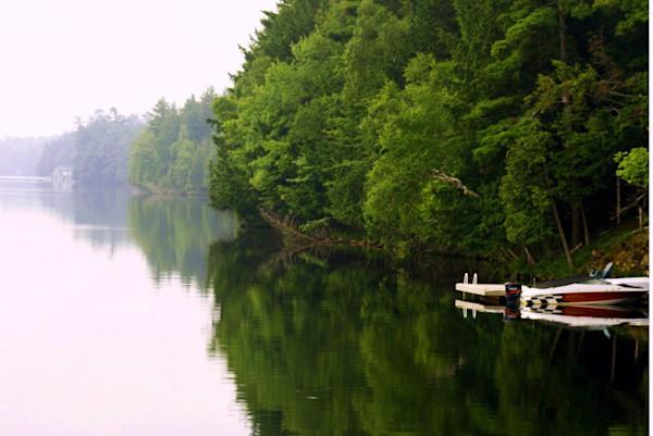 Peaceful Muskoka Lake