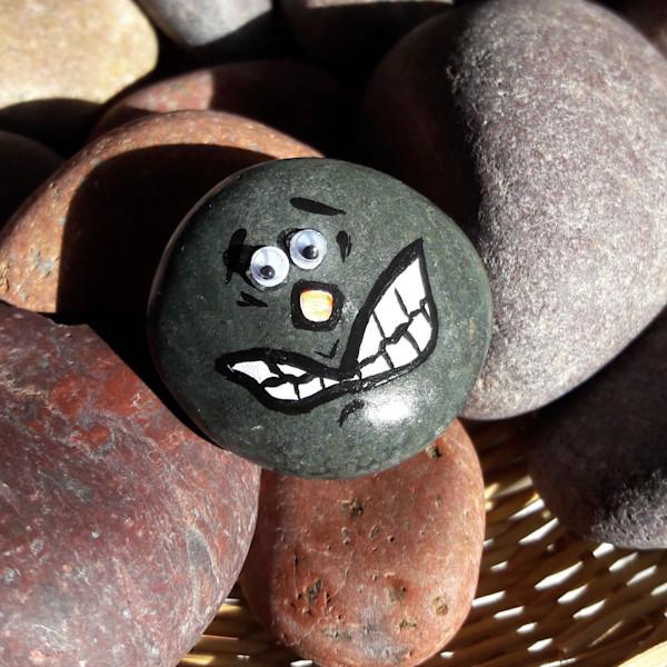 Rock Art/Drawing on Rock/En Chuen Soo Fine Art