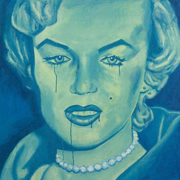Loan Flower Marilyn - Original