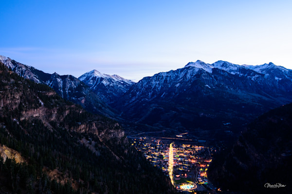 Markus Van Meter Alpine Photography-Classic Ouray, Colorado