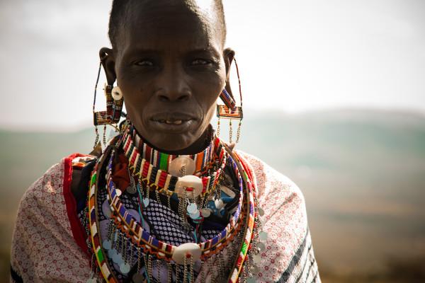 maasai women 2
