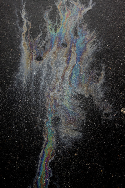 Oil on Pavement: Ghost of Destiny