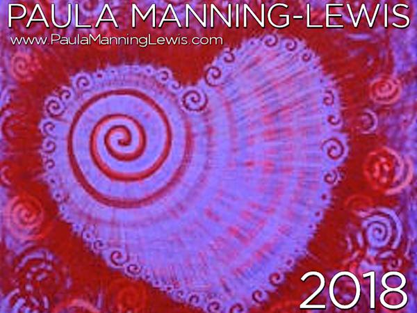 2018 Paula Manning-Lewis Calendar