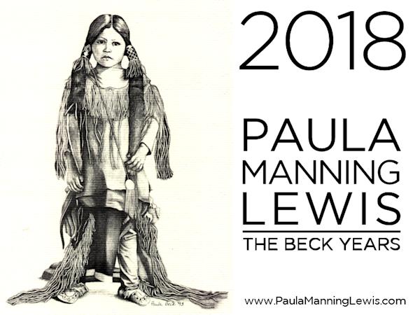 2018 Paula Beck Years Calendar