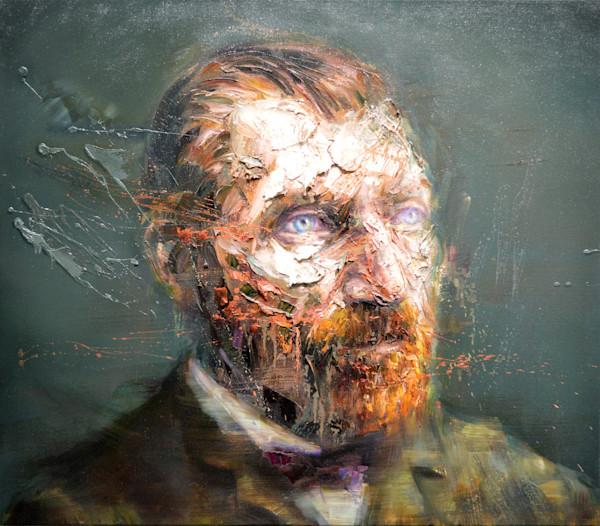 Vincent Van Gogh by Mathieu Laca