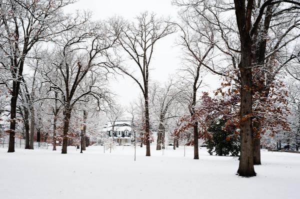 Epworth in the Snow