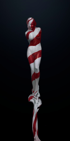 PEPPERMINT LADY(1:2 Ratio)