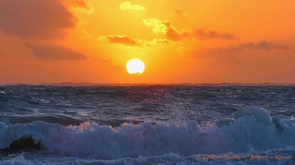 Sunrises and Big Splash