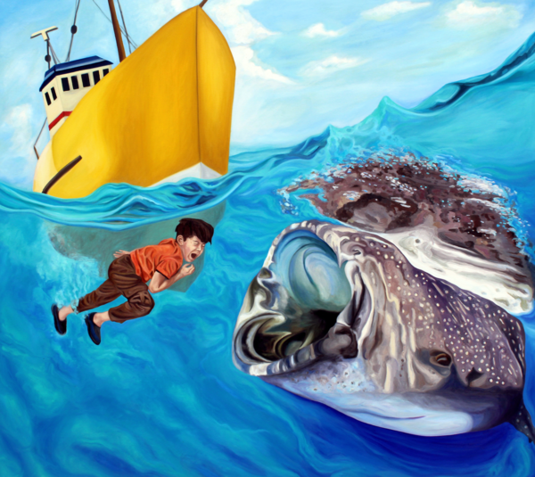 """Jonah"" by Daniel Zamitiz | Prophetics Gallery"