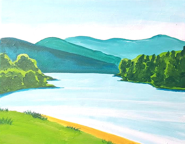 Northwood Gallery Paint Night Classes on Sale Now.