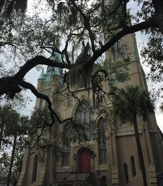 Calhoun Square in Savannah