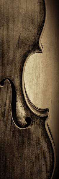 Thin Antique Violin Image 1732.33