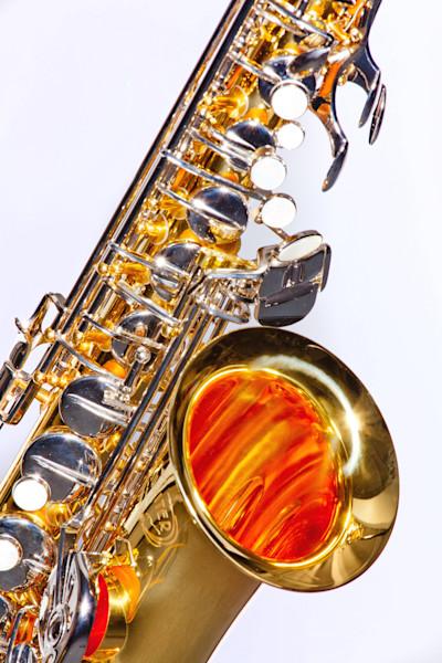 Tenor Saxophone Music Wall Decor 3356.02