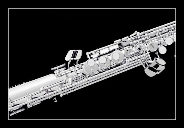 Metal Art Soprano Saxophone 3341.01