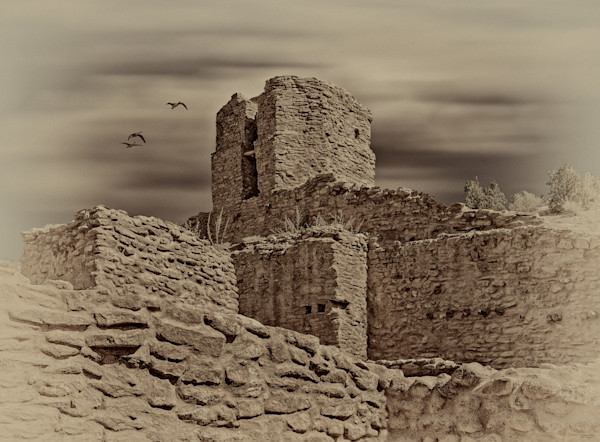 Jemez Mission Church, d'Ellis Photographic Art photographs, Elsa