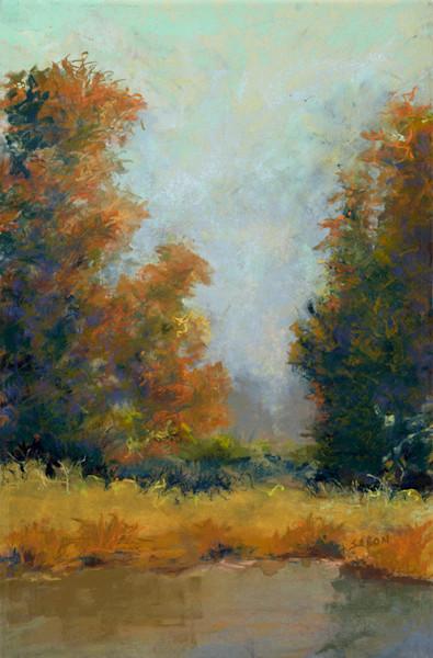 Art work prints offered up by artist Dianne Saron.