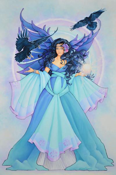 Raven Fairy