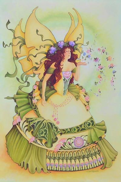 Scatter Sunshine Fairy