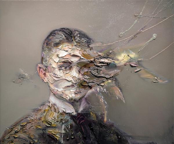 Franz Kafka by Mathieu Laca