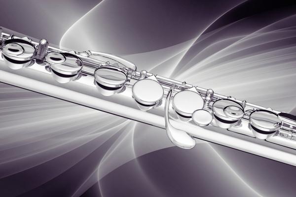 Modern Flute Music Art  3404.01