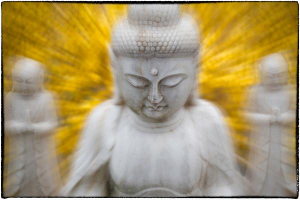 zen Buddhism information, Buddha art photographs, spiritual statues of Buddhas,