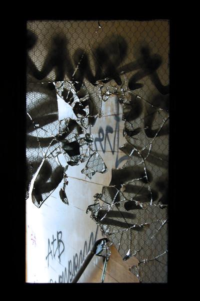 Broken Glass Photograph for Sale as Fine Art