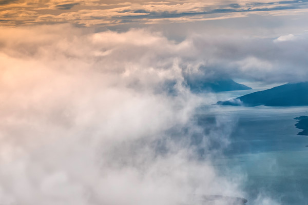 photography of Alaskan wilderness, pictures of Juneau Alaska, aerial photography of Alaska,