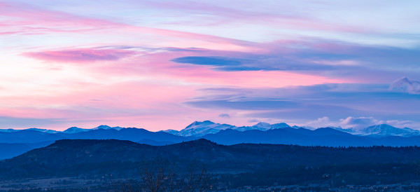 Photo of Colorado Purple Mountain Majesties - Beautiful American Landscape