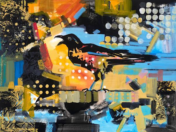 Raven Spots | Southwest Art Gallery Tucson | Madaras Gallery