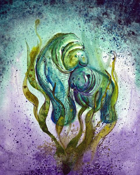 Night Seaweed Hugs