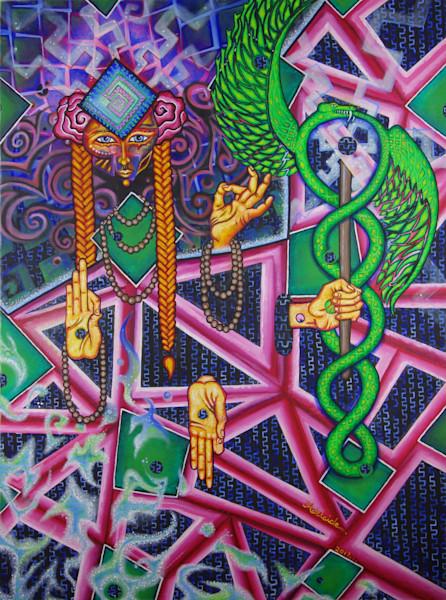 Mystic void medicine art
