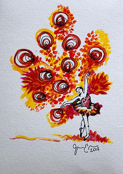 Dancer of Freedom V