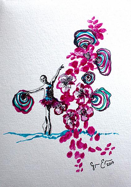 Dancer of Freedom VI