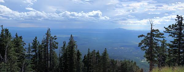 View at Top of Agassiz Peak