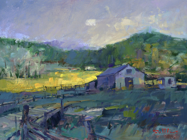 Blue Ridge Mountains Oils