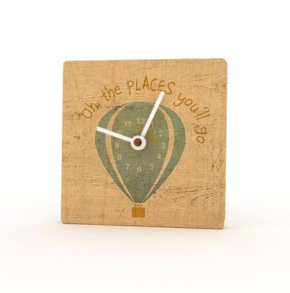 Birchwood Mini Clocks | Air Balloon