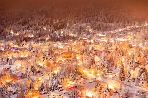 Rossland Winter Wonderland