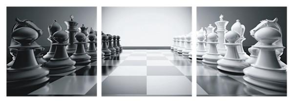 chess wall decor