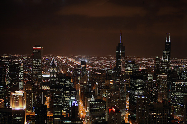 Postcard from Chicago