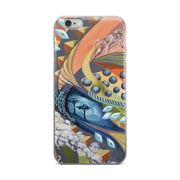 cloud forest phone case