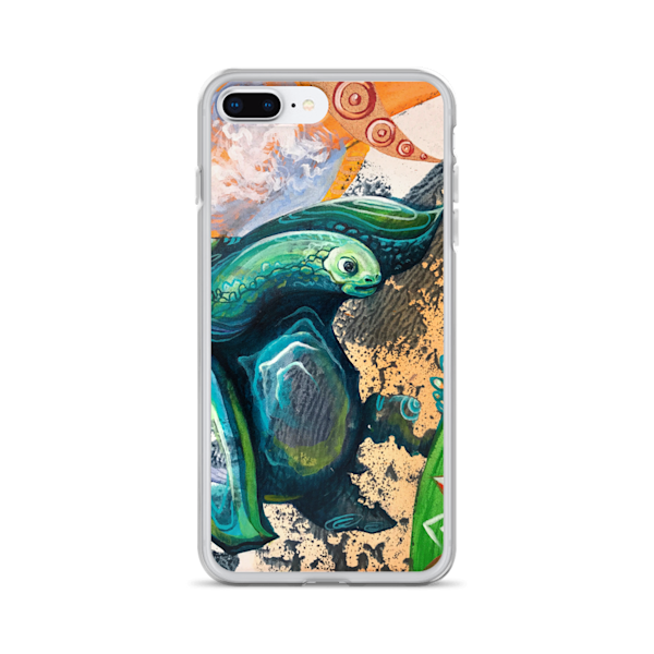 turtle love phone case