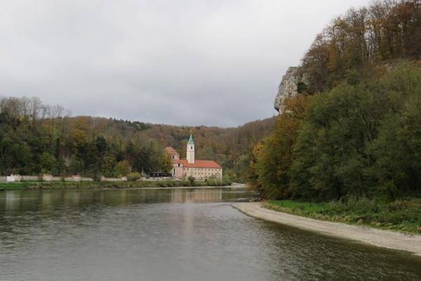 Weltenburg Abbey near Regensburg, Germany IMG 0926