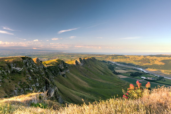 Te Mata Peak Photograph for Sale as Fine Art.