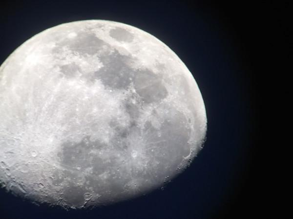 Moon Over Cape Ann,