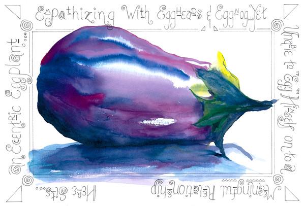 Eccentric Eggplant
