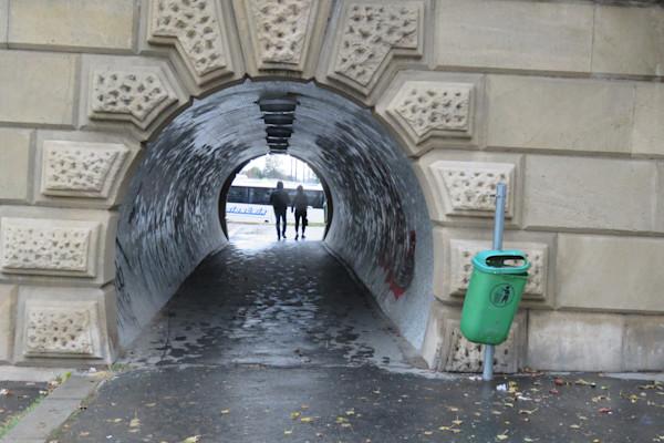 Walkway in Budapest, Hungary IMG 1644