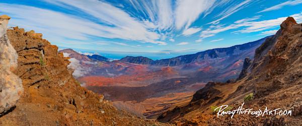 Haleakala Clouds