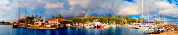 Lahaina Double Rainbow
